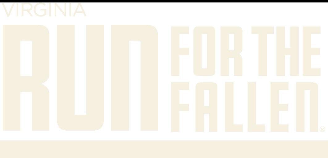 VIRGINIA RUN FOR THE FALLEN